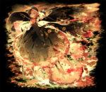絶望の花の精霊 透過素材