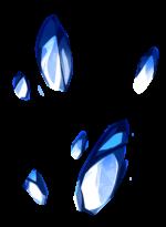 【アイテム・オブジェクト】宝石 氷