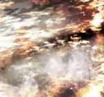 【背景】爆炎の大地