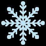 【アイテム・オブジェクト】雪の結晶