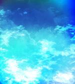 【背景】青空