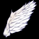 【アイテム・オブジェクト】白い翼