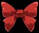 【アイテム・オブジェクト】リボン 透過素材 8カラー