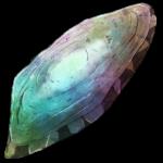 【アイテム・オブジェクト】龍の鱗 透過素材 8カラー