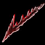 【オブジェクト・エフェクト】切り裂きエフェクト 透過素材 2パターン