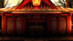【背景】神社の背景 4パターン