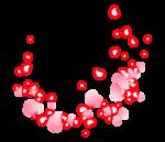 【オブジェクト・エフェクト】花弁エフェクト 透過素材 2カラー