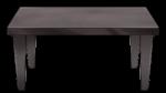 【アイテム・オブジェクト】テーブル 透過素材 4カラー