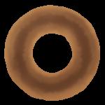 【アイテム・オブジェクト】ドーナツ 6パターン