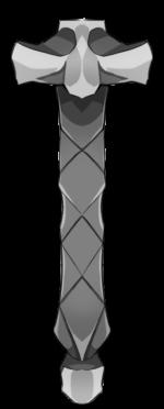 【アイテム・オブジェクト】剣の持ち手 透過素材