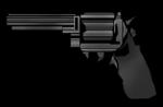 【アイテム・オブジェクト】銃 ピストル 透過素材