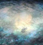 【背景】天空の背景 2パターン