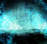 【背景】水流の洞窟の背景