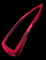 【アイテム・オブジェクト】ヘアピン 透過素材 6カラー