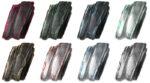 【アイテム・オブジェクト】不思議な石 透過素材 8パターン