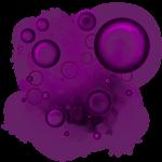 【オブジェクト・エフェクト】毒のエフェクト 透過素材 4カラー