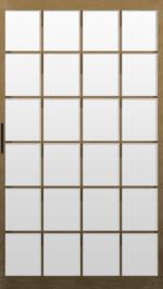 【アイテム・オブジェクト】障子 透過素材 2パターン