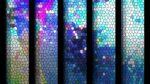 【背景】ステンドグラスの背景