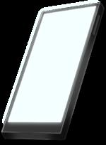 【アイテム・オブジェクト】スマホ 携帯電話 透過素材 3パターン