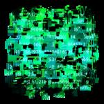 【エフェクト】ノイズエフェクト 透過素材 3パターン