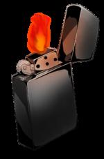 【アイテム・オブジェクト】オイルライター 透過素材 2パターン