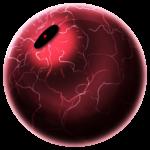 【アイテム・オブジェクト】邪悪な眼 透過素材 4カラー