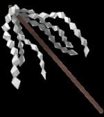 【アイテム・オブジェクト】お祓い棒 大幣 透過素材
