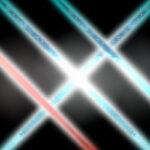 【エフェクト】発光斬撃エフェクト 透過素材 3パターン