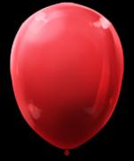 【アイテム・オブジェクト】風船 バルーン 透過素材 4カラー