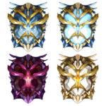 【アイテム・オブジェクト】イージス アイギス 透過素材 5パターン