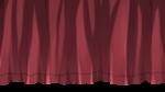 【アイテム・オブジェクト】カーテン 幕 透過素材 3カラー
