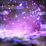 【背景】紫の背景