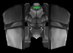 ガードマシン 防御機兵 透過素材 4パターン